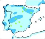 distribución del cormorán