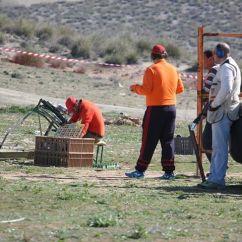 Campo de tiro de Aranjuez, marzo '15