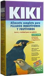 pasta de insectivoros kiki